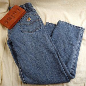 CARHARTT Holter Relaxed Fit Jeans Men's Size 34x30
